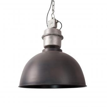 Vandeheg® Hängeleuchte INDUSTRIAL WIDE rostbraun Ø49x120cm max.60Watt