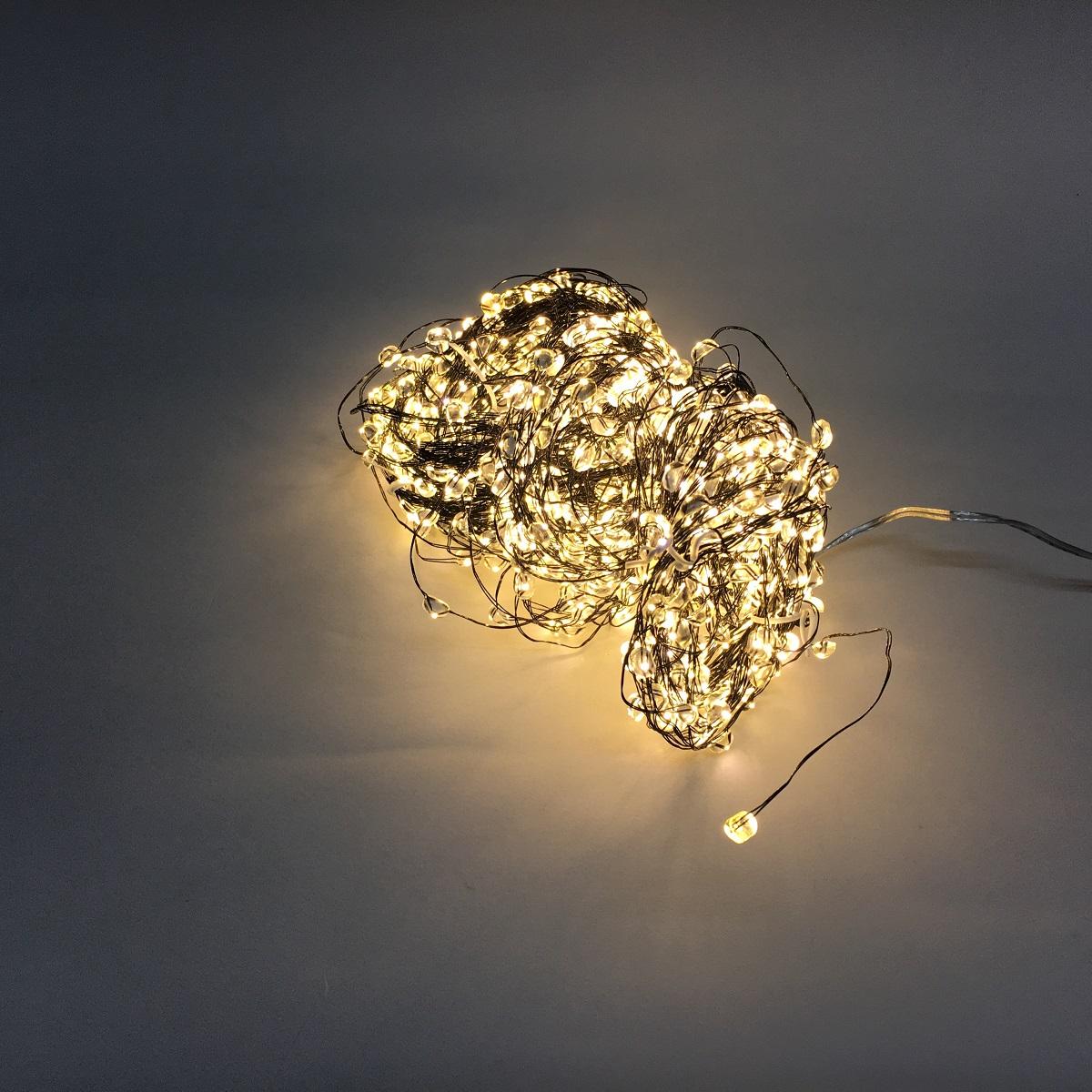 lampenhelden am design led lichterkette led regen big bubble schwarz 700 lichter innen au en. Black Bedroom Furniture Sets. Home Design Ideas